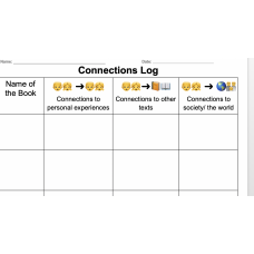 Connections Log